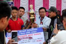 उपविजेता: साँगुरिगढी गा.पा.